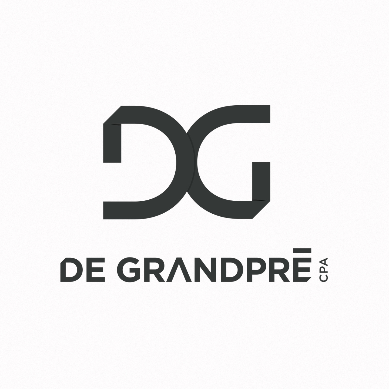Logo De Grandpré CPA